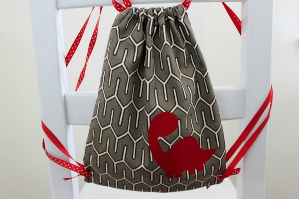 sew a drawstring bag 8