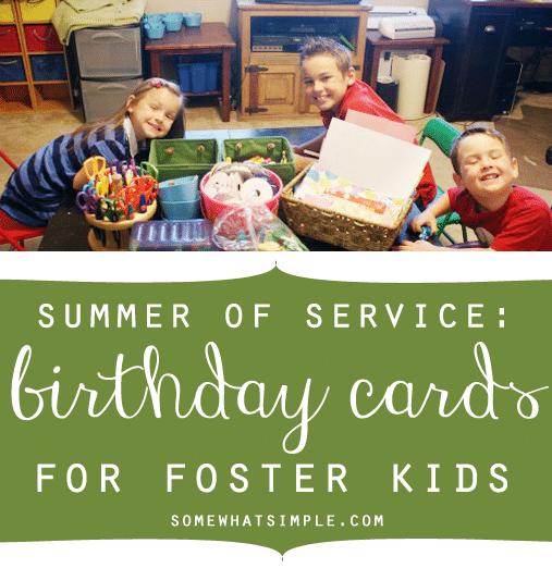 service idea for kids