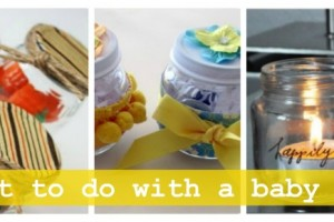 what to do with a baby jar
