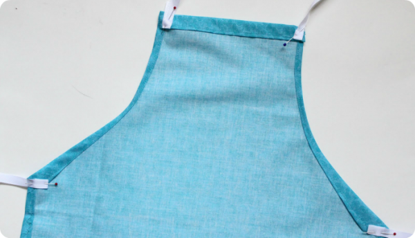 7 childs apron