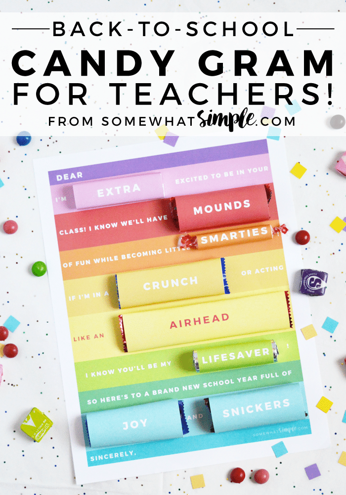 back-to-school candy gram teacher gift