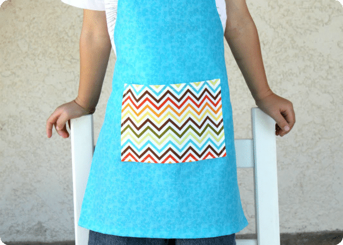 childs apron