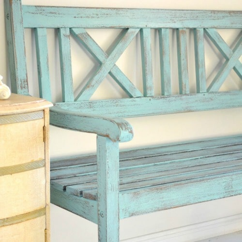Fabulous 10 Ways To Decorate With Benches Somewhat Simple Alphanode Cool Chair Designs And Ideas Alphanodeonline