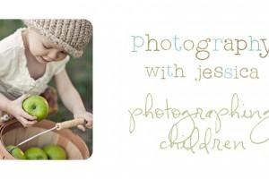 photographing children header