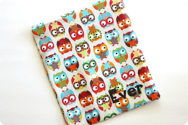 school book zipper pouch 12