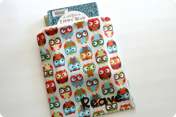 school book zipper pouch 14
