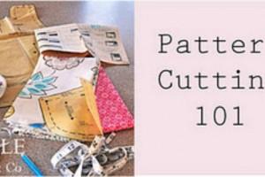 Pattern cutting 101