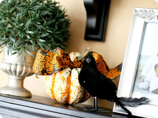 decorating for fall 2