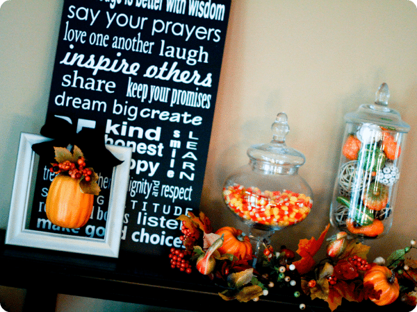 decorating for fall 4