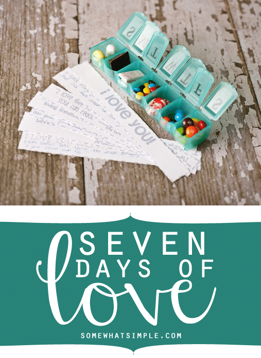 seven days of love