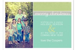 free christmas card 1