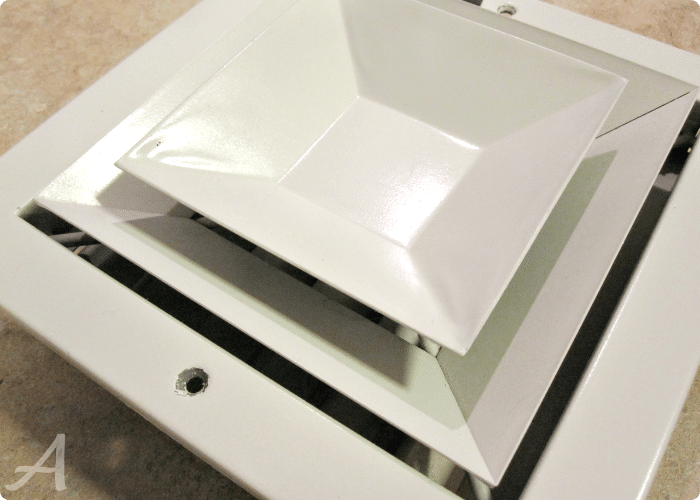 easy cleaning hack - vent cleaning