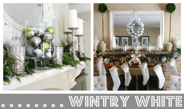 save - Christmas Mantel Decorating Ideas