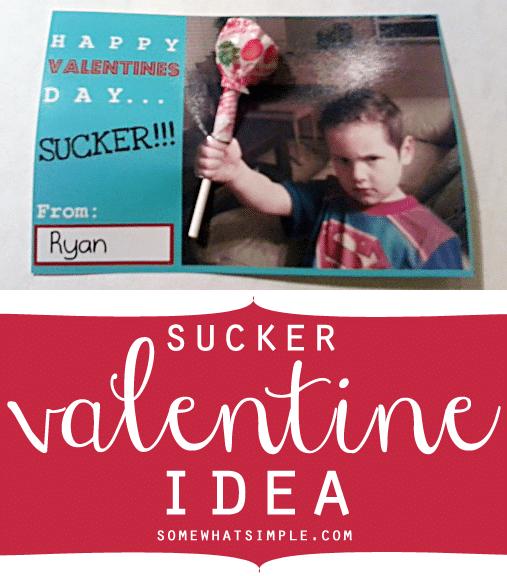 sucker valentine