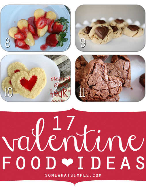 valentine food ideas