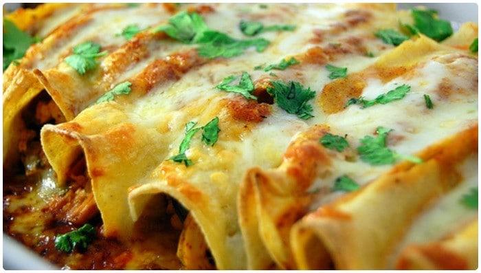 10 Enchilada Recipes