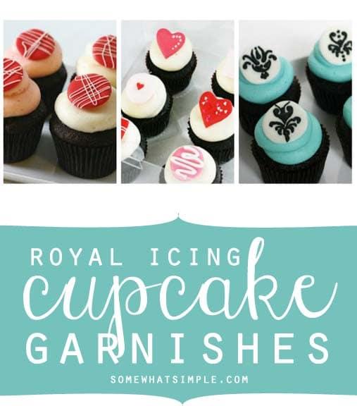 cupcake garnishes