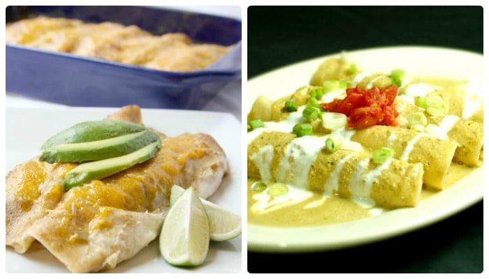 enchilada recipes 1