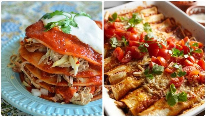 enchilada recipes 3