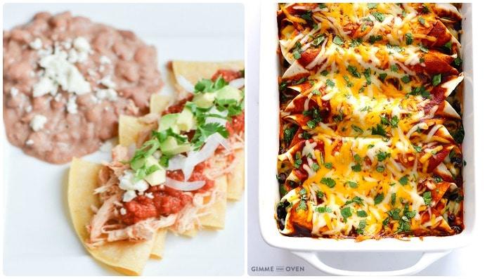 enchilada recipes 4