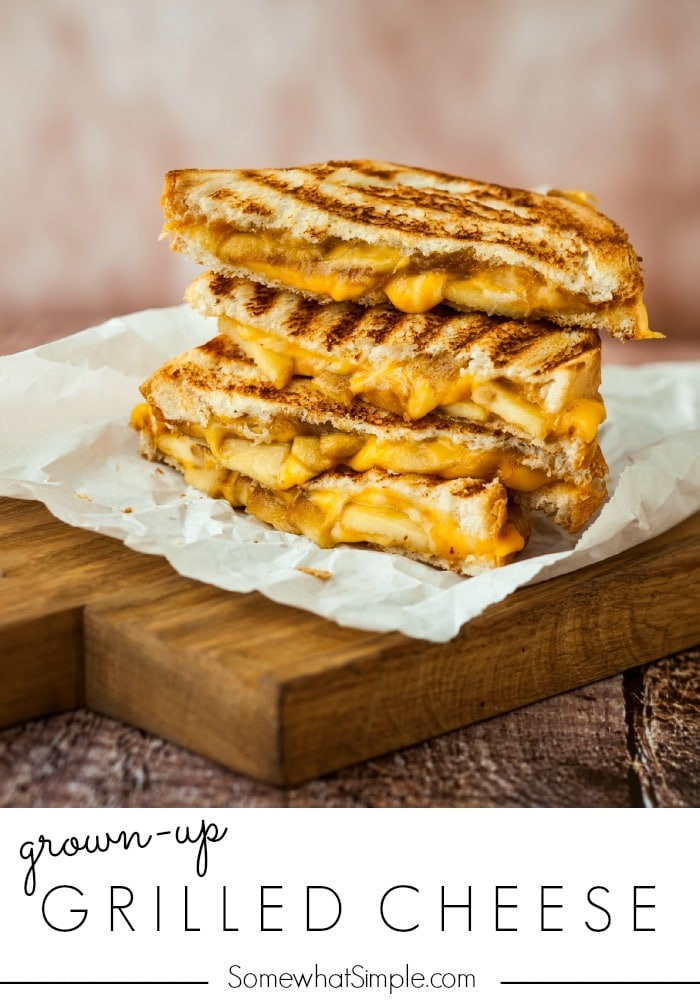 ... grown up grilled cheese sandwich recipelion com video grown up grilled