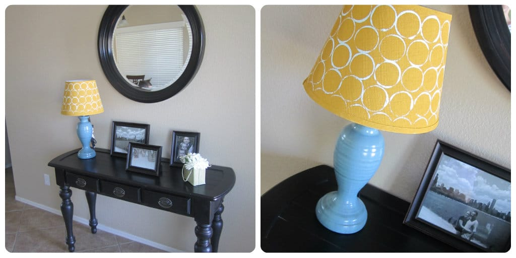 Paint Your Own Lamp Shade