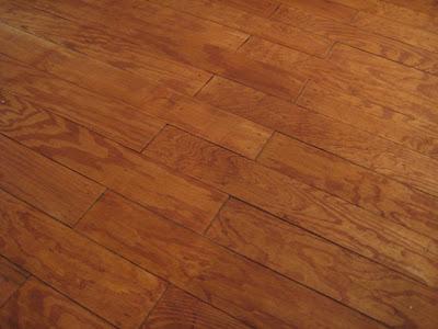 DIY Plank Flooring