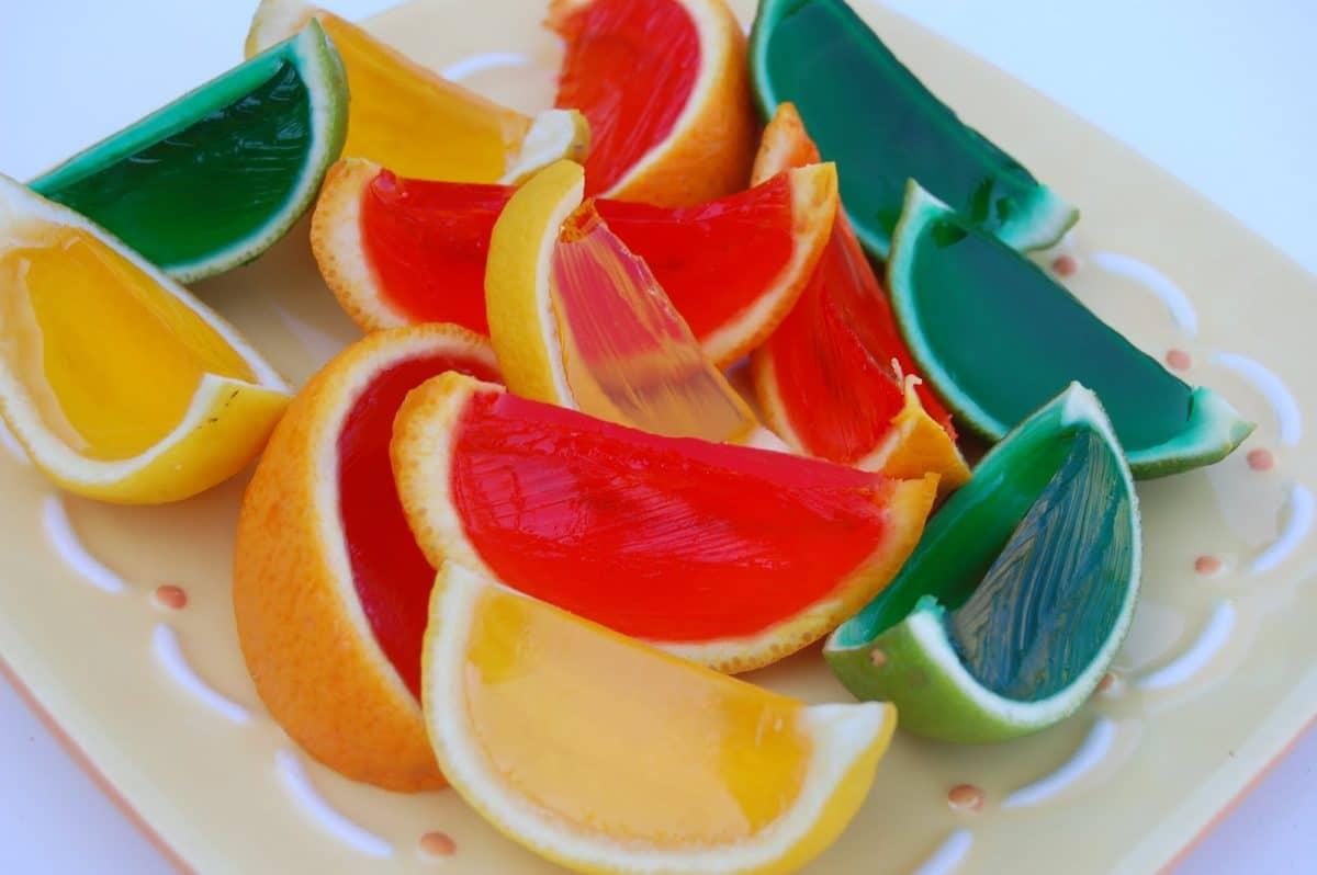 Silly Citrus- Jello Filled Citrus