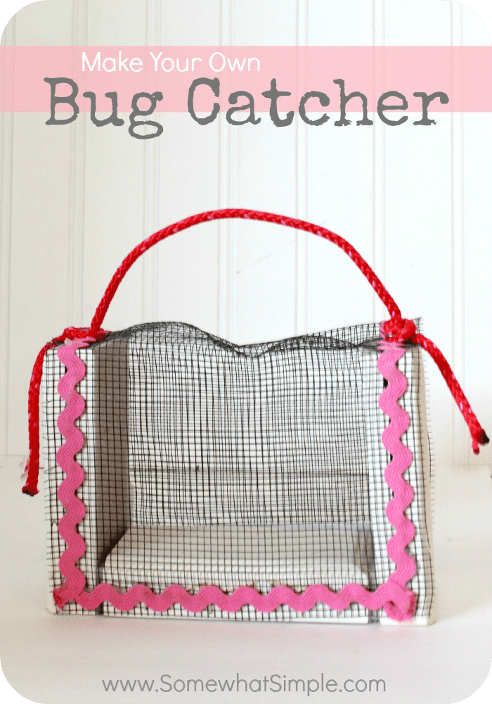 make your own bug catcher