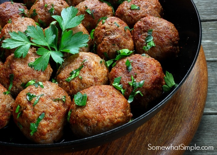 Sweet and Sour Meatballs – The Best Crock Pot Meatballs