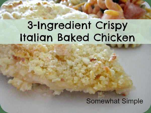 easy italian chicken ii recipe easy italian chicken ii easy italian ...