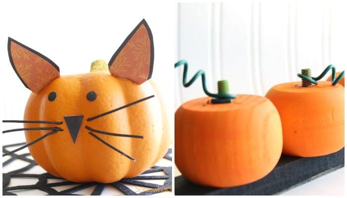 Decorative Pumpkins 1