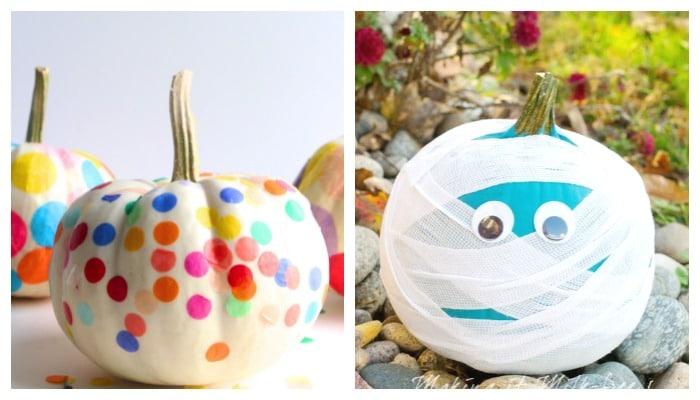 Decorative Pumpkins 3