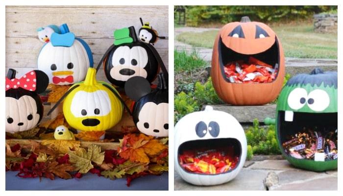 Decorative Pumpkins 4