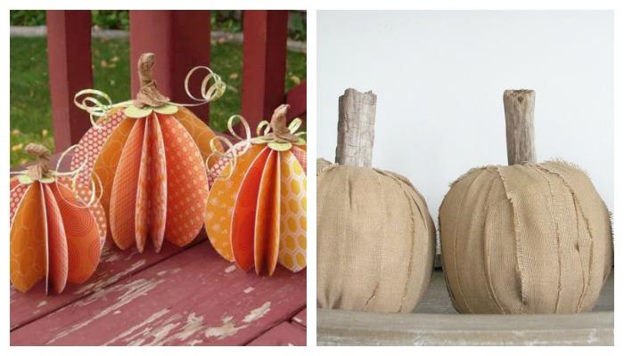 Decorative Pumpkins 5