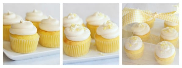 best lemon cupcakes