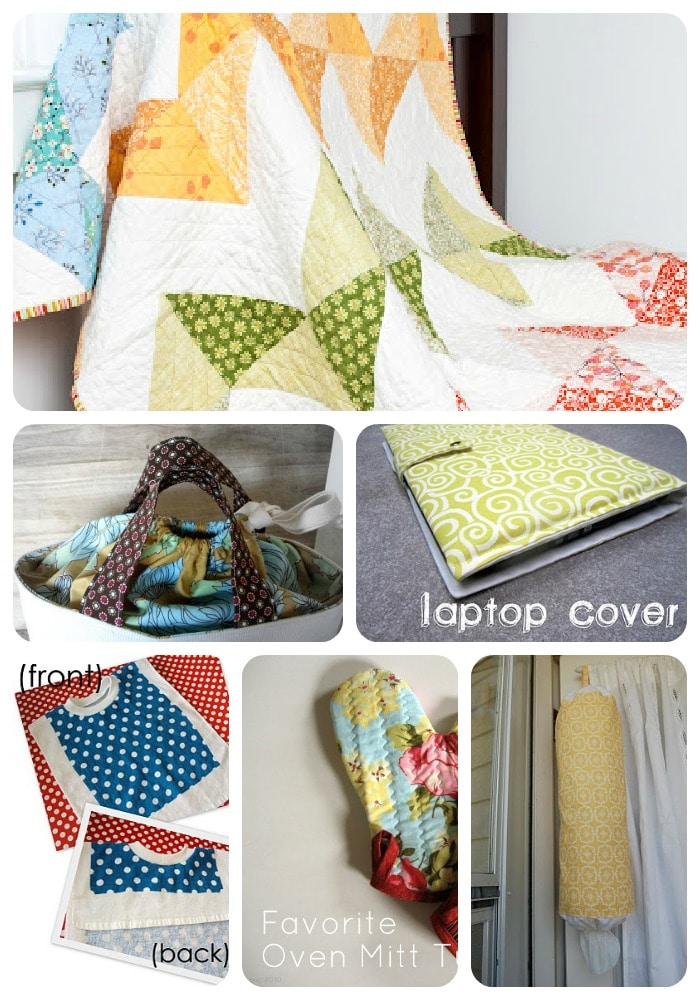 Sewing Project Fabric Basket Tutorial: Over 15 Great Ideas For Your Next