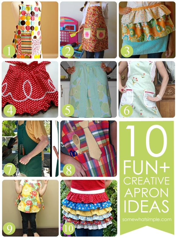 apron ideas