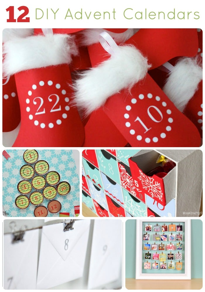 advent calendar ideas 1