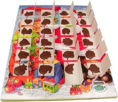 Chocolate Christmas Advent Calendar