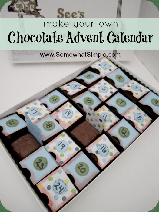 Christmas Chocolates uk Chocolate Christmas Advent