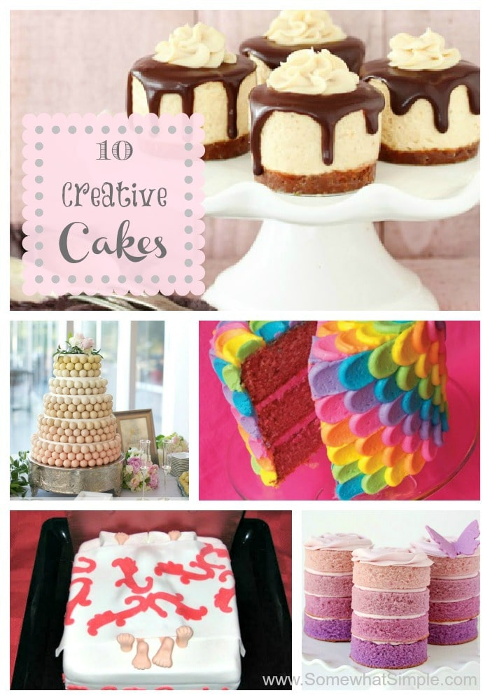 Creative Cake Decorating Diamonds