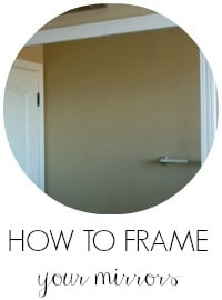 2 frame your mirror