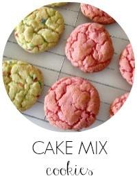 4 cake mix cookies