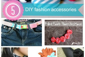 5 fashion accessories