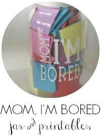5 mom im bored