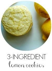 8 lemon cookies
