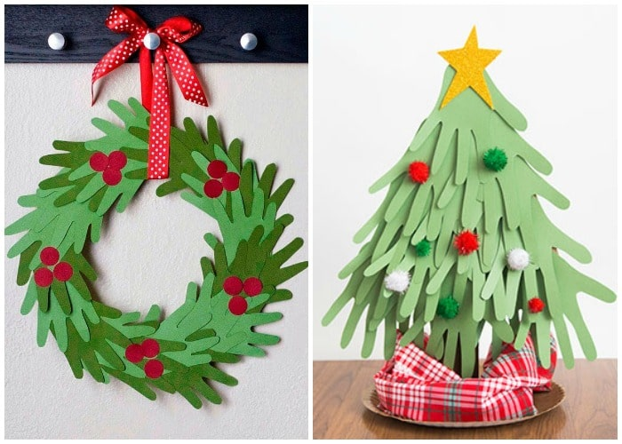 10 Favorite Christmas Crafts for Kids