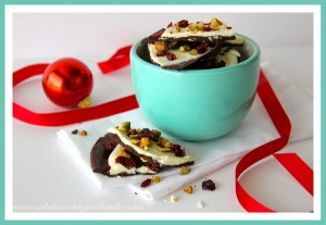 Cranberry-Pistachio-Bark by What's Cooking With Ruthie