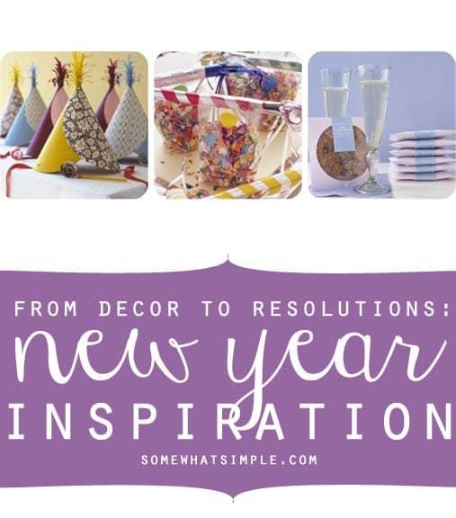 new year ideas